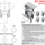 RO 200SH NW100 With Side Inlets 1-4