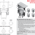 RO 200SV NW100 With Side Inlets 1-4