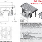 RO 280H NW100 Heavy Duty with Grating