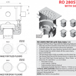 RO 280SV NW100 With Side Inlets 1-4